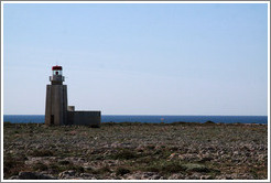 Lighthouse, Fortaleza de Sagres (Sagres Fortress).
