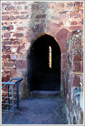 Doorway, Silves Castle.