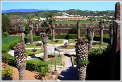 Fountain, Silves Castle.