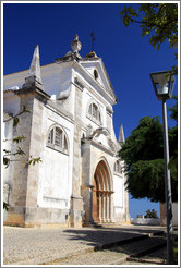 Igreja de Santa Maria do Castelo (Church of St. Mary at the Castle).
