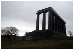 National Monument.  Calton Hill.