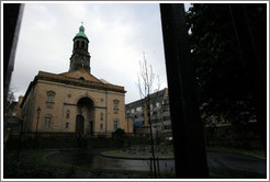 St Patrick's Roman Catholic Church.  Cowgate.  Old Town.