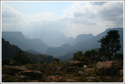Blyde River Canyon, the 3rd largest gorge in the world.