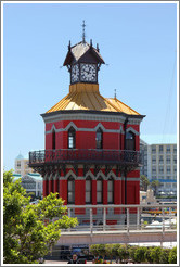 Clock tower, Waterfront.