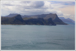 False Bay viewed from Cape Point.