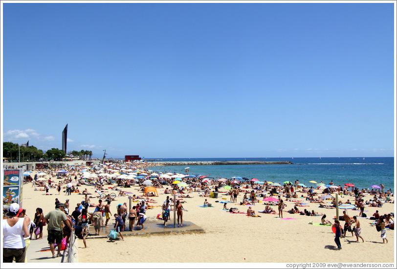 how to get to nova icaria beach