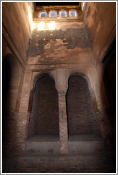 Mosque baths, Alhambra.