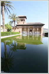 The Partal, Alhambra.