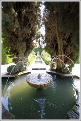 Fountain, Generalife.