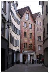 Obere Gasse, Old Town, Chur.