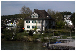 House on Z?richsee (Lake Z?rich).