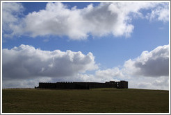 Downhill House, grounds of the Mussenden Temple.