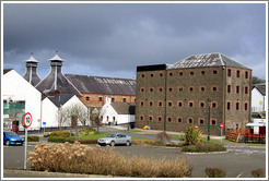 Old Bushmills Distillery.