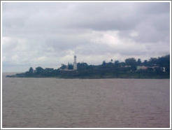 Colonia, viewed from the River Plata.