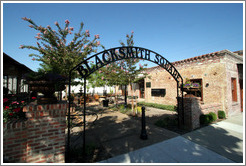 Blacksmith Square.