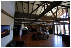 Tasting room.  Murrieta's Well.