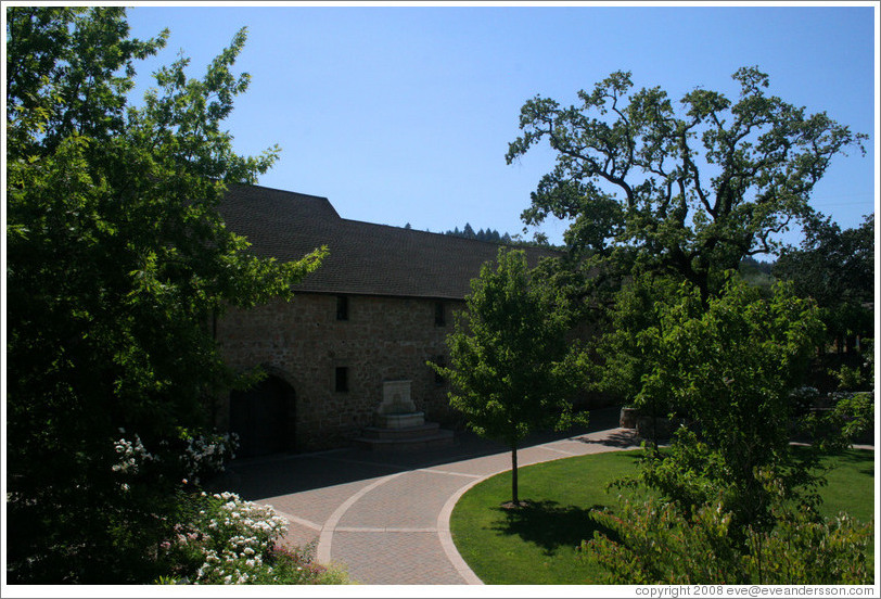 Freemark Abbey Winery.