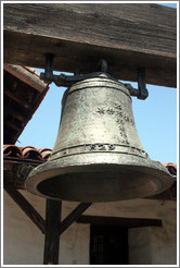 Bell.  Sonoma mission.