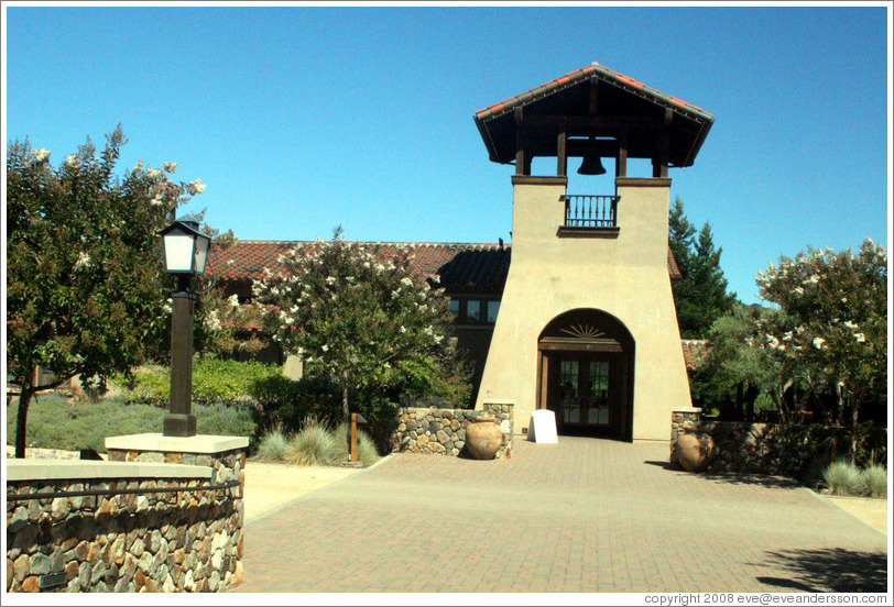 St. Francis Winery and Vineyards.