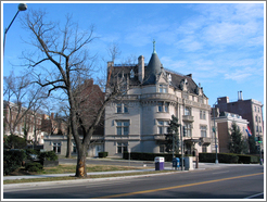Kalorama.  Massachusetts Ave.