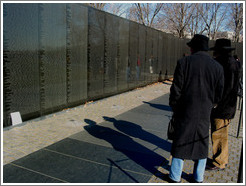 Vietnam Veterans Memorial.