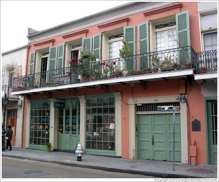 French Quarter.