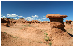 Goblin Valley State Park.