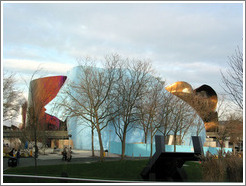 Experience Music Project.